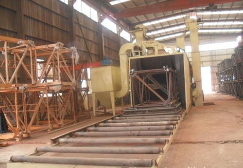 钢结构抛丸机